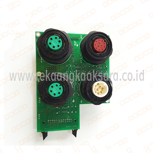 Domino A+ Standard interface pcb assy 3-130009sp