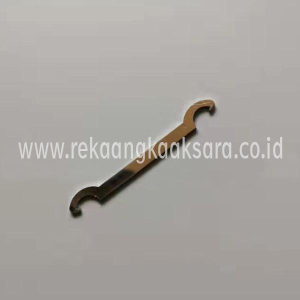 Domino A series drive rod key PSI tool