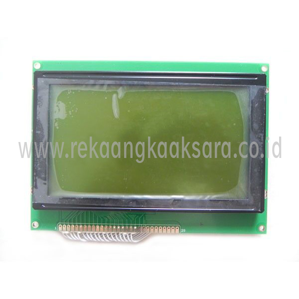 Domino LCD assembly 37727