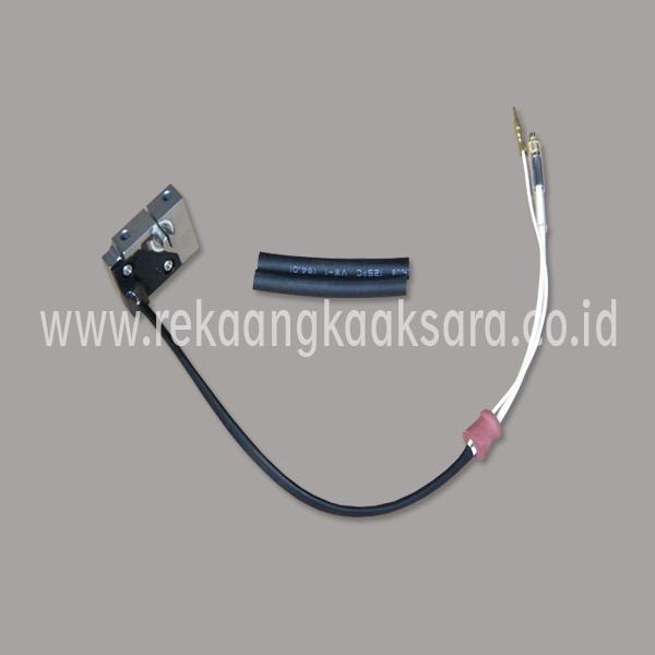Domino charge electrode assy 75U MK3