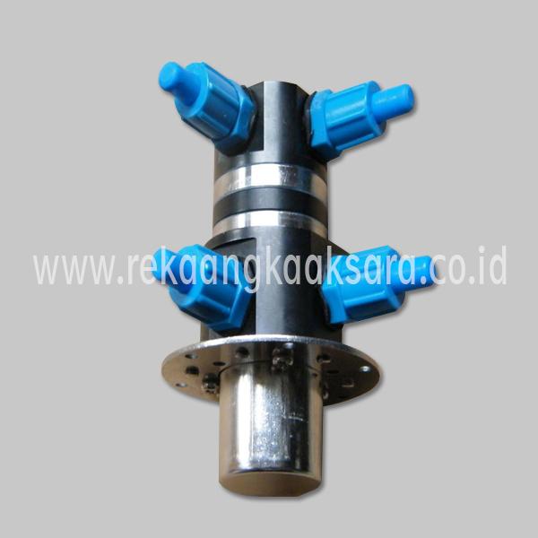 Domino dual pump head 36610