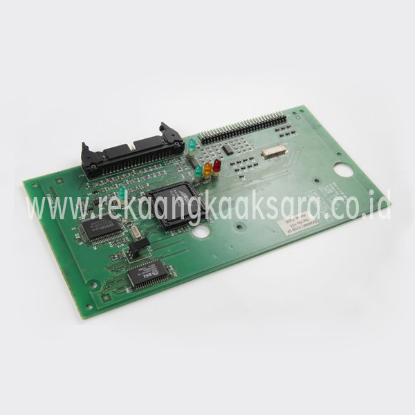 Domino ink jet PCB Assy Front Panel
