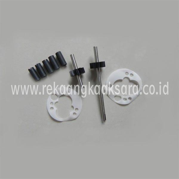 Domino vacuum pump repair kits