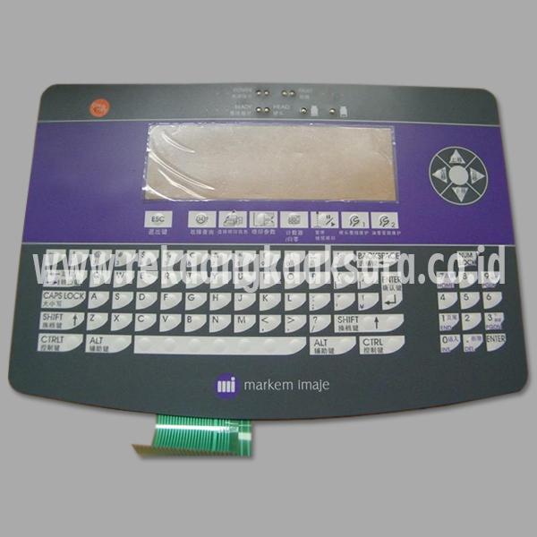 Imaje 9040 keyboard