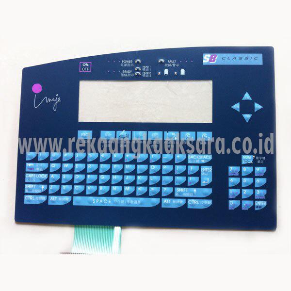 Imaje S8 Master Keyboard